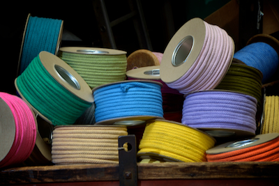 magician rope spool manufacturers james lever uk cotton ropes in 30 colours